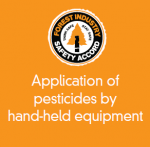 Application of Pesticides by hand-held equipment - 202