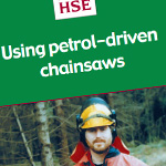 Using petrol­ driven chainsaws - afag301
