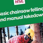 Basic chainsaw felling  and manual takedown - afag302