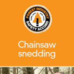 Chainsaw snedding - 303