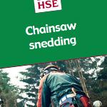 Chainsaw snedding - afag303
