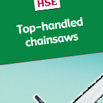 Top­-handled chainsaws - afag308