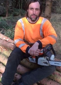 Tim's Felling up to 380mm Testimonial